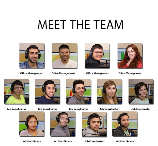 Meet the Delta Towing Dallas Team