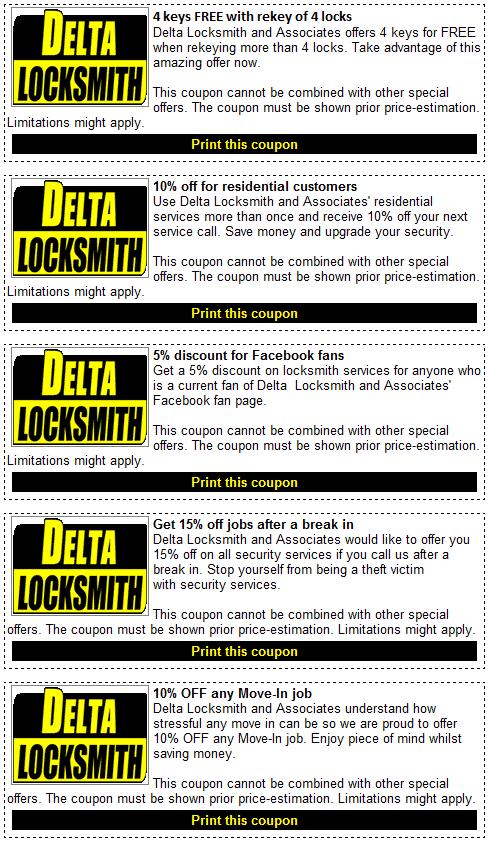 Discount Locksmith Dallas